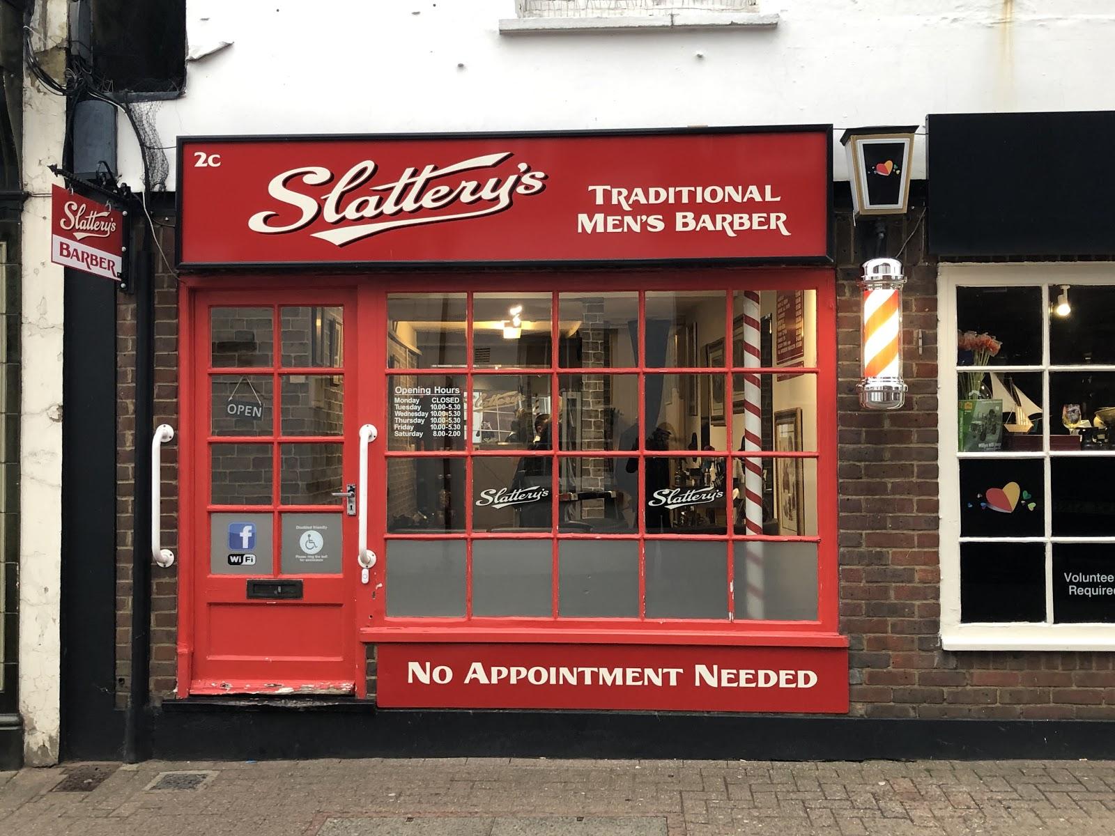 Slattery's Barbers