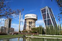 Fundacion Canal, Madrid, Spain
