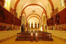 Musee d'Art Sacre Contemporain Eglise Saint Hugues, Saint-Pierre-de-Chartreuse, France