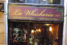 La Whiskeria, Barcelona, Spain
