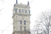 Vinohrady Water Tower, Prague, Czech Republic