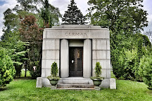 Bohemian National Cemetery, Chicago, United States