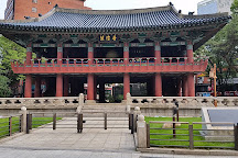 Bosingak, Seoul, South Korea