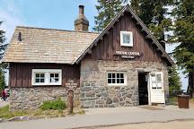 Rim Village Visitor Center, Crater Lake National Park, United States