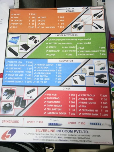 Silverline Infocom Pvt. Ltd.