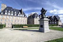 Bastion de la Hollande, Saint-Malo, France