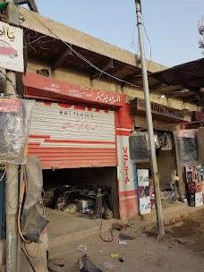 Al-Madina Bumper Maker jacobabad
