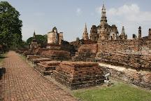Sukhothai Historical Park, Sukhothai, Thailand