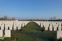 Passchendaele New British Cemetery, Zonnebeke, Belgium