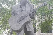 Statue of Elvis, Memphis, United States