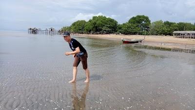 Pantai Tanjung Belandang Kabupaten Ketapang West Kalimantan