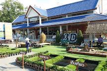 Don Chedi Monument, Don Chedi, Thailand