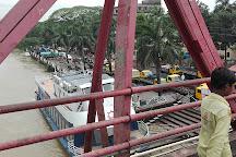 Ali Amjad Clock Tower, Sylhet City, Bangladesh