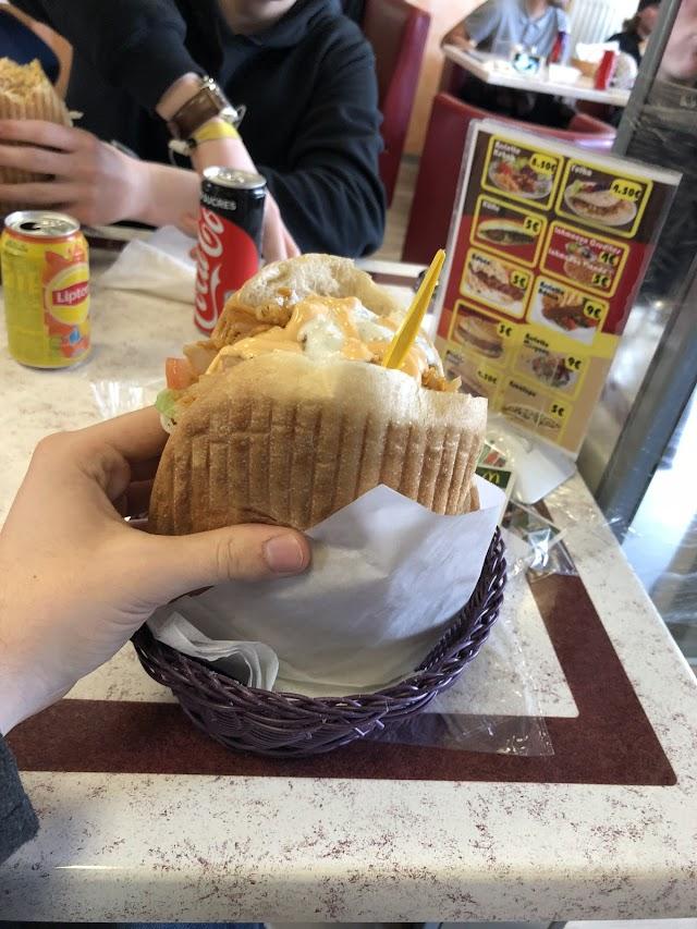 Snack de la bruche