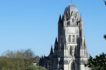 Cathedrale Saint-Pierre, Saintes, France