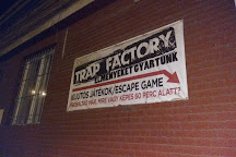 Trap Factory, Budapest, Hungary