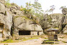 Dovbush Rocks, Bubnyshche, Ukraine