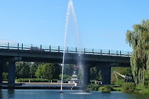 Stadtpark Neue Welt, Memmingen, Germany