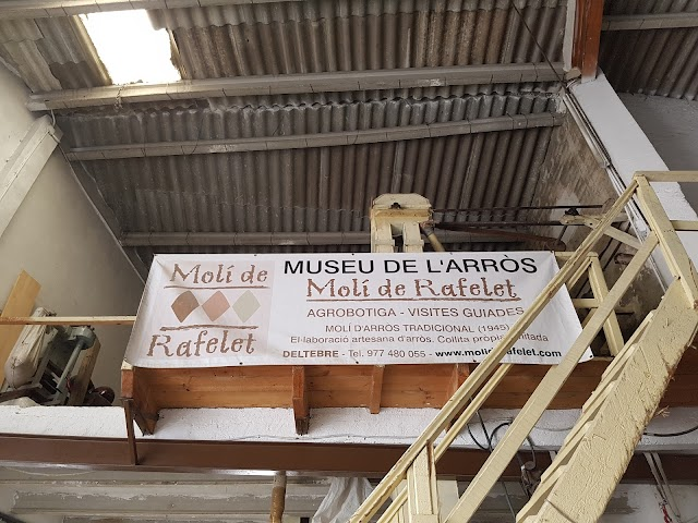Museu d'arròs Molí de Rafelet