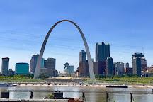 The Gateway Arch, Saint Louis, United States