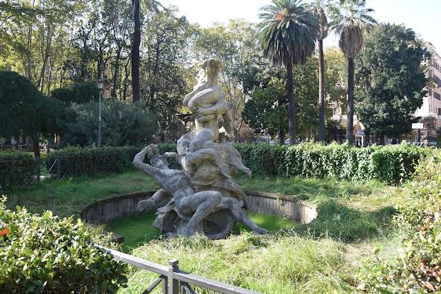 Giardino di Piazza Vittorio Em. II