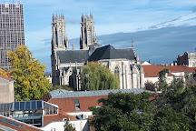 eglise Saint Leon, Nancy, France