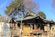 Kawagoe Kumano Shrine, Kawagoe, Japan