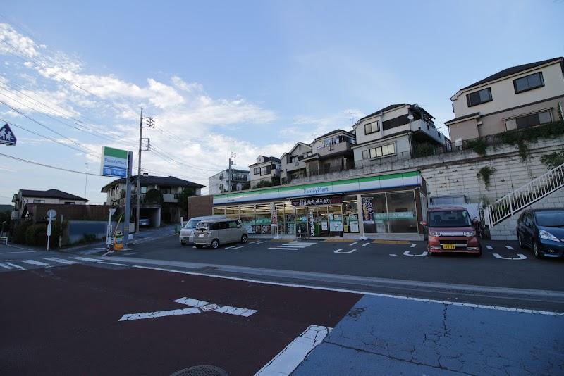 ファミリーマート 福生山王橋通り店