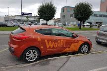 WOOP! TRAMPOLIN PARK, Ljubljana, Slovenia