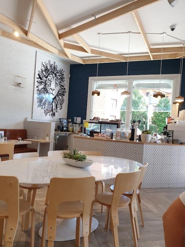 Concrete Jungle Cafe