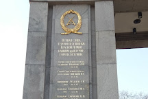 Soviet Memorial Tiergarten, Berlin, Germany