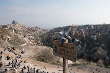 Güvercinlik Vadisi (Pigeon Valley), Goreme, Turkey