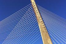 Puente de los Tirantes, Pontevedra, Spain