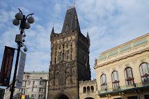 The Powder Tower, Prague, Czech Republic