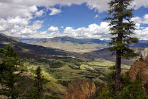 Bunsen Peak, Yellowstone National Park, United States