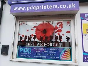 P D Q Printing Services