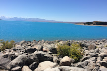 Lake Pukaki, Canterbury Region, New Zealand