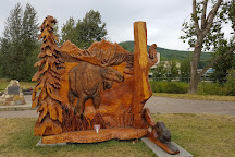 Chetwynd Chainsaw Carvings, Chetwynd, Canada