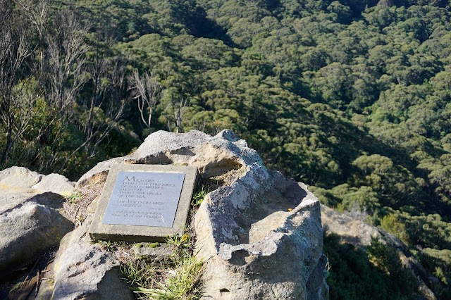 Sublime Point Lookout