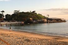 Center pergola Beach, Rio das Ostras, Brazil