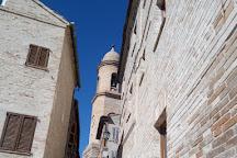 Torre Civica, Petritoli, Italy