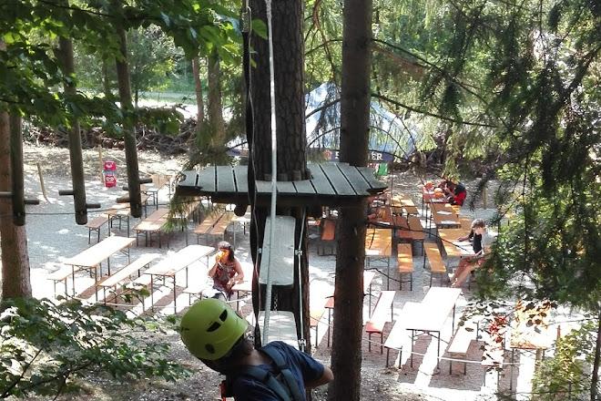 Kletterwald vaterstetten