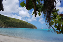 Maho Bay Beach, Cruz Bay, U.S. Virgin Islands