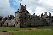 Chateau de Rosanbo, Plouaret, France
