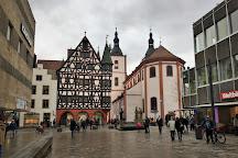 Altes Rathaus, Fulda, Germany