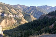 Wind Caves Trail Head, Logan, United States