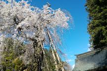 Chokoji Temple, Shiojiri, Japan