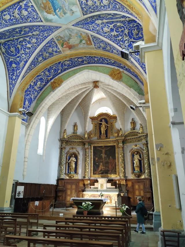 Église Notre Dame de l'Assomption (Castelnau de Montmiral)