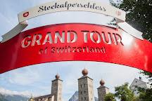 Stockalper Palace, Brig, Switzerland