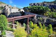 Puente de San Pablo (Saint Paul Bridge), Cuenca, Spain
